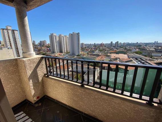 Apartamento Com 3 Dormitórios À Venda, 90 M² Por R$ 630.000,00 - Vila Leopoldina - Santo André/sp - Ap11423