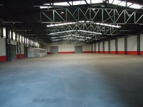Barracão Comercial Para Locação, Distrito Industrial Domingos Biancardi, Bauru - Ba0098. - Ba0098