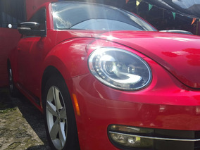 Volkswagen Beetle Turbo 200 Hp 2013