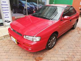 Subaru Impreza 1999 Cojineria En Cuero
