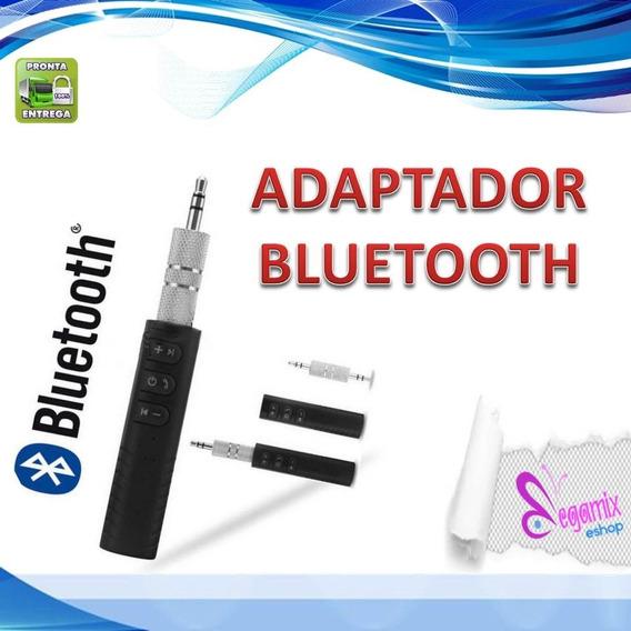Adaptador Bluetooth Áudio Estéreo Carro Ligações
