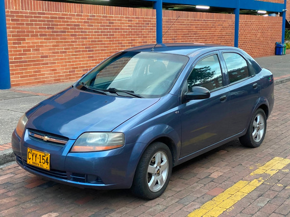 Chevrolet Aveo 1.6 Limited 2009