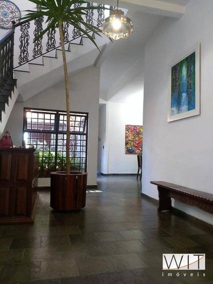 Casa Com 5 Dormitórios À Venda, 437 M² Por R$ 1.100.000 - Jardim Guarani - Campinas/sp - Ca0401