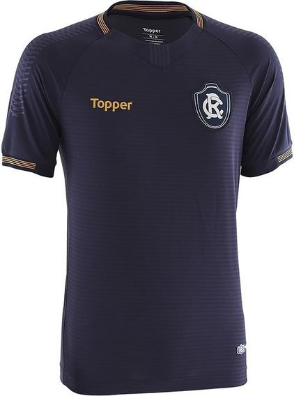 Camisa Remo I 2018 S/n° Torcedor Topper Oficial