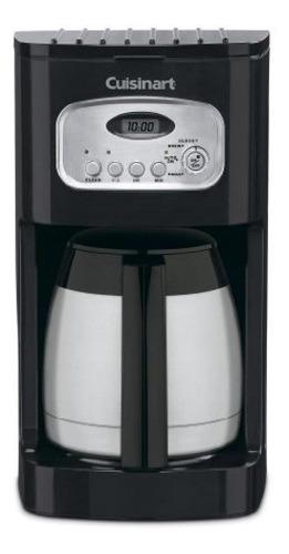Cafetera Térmica Cuisinart Dcc-1150bk 10 Tazas