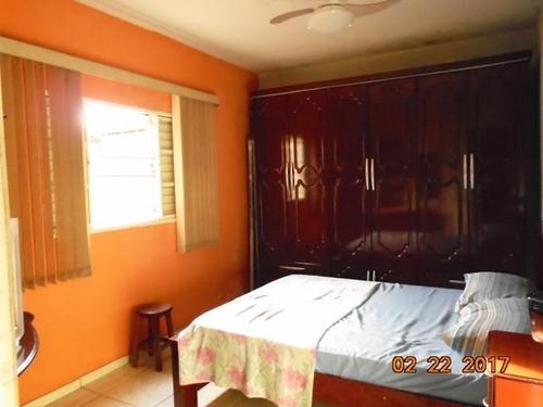 Imagem 1 de 9 de Casa Para Venda Em Araras, Jardim Itamaraty, 1 Dormitório, 1 Banheiro, 1 Vaga - V-030_2-439898