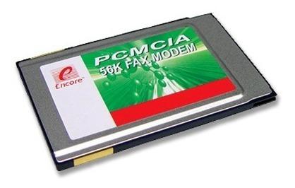 Modem Pcmcia Encore (conexant) 56k