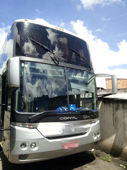 Comil Campione 4.05 Hd 2008 Scania K-380 Jm Cod 458