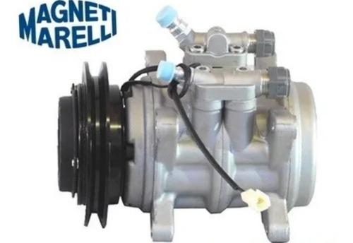 Compressor Ar Cond D20 Opala 6cc Parati Gol Saveiro Ap