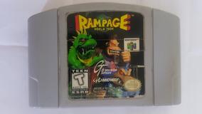 Rampage Nintendo 64