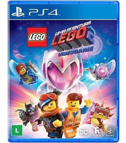 Jogo Uma Aventura Lego 2 Ps4 Playstation 4 Lego Movie 2
