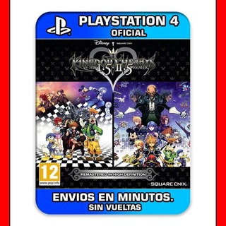 Kingdom Hearts 1.5 + 2.5 Remix Ps4 Sub Español 15