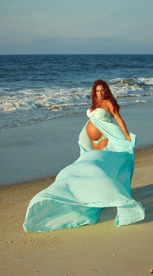 Vestidos Talla Grande Para Embarazada