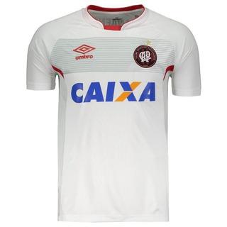 Camisa Umbro Atlético Paranaense Treino 2017 Branca