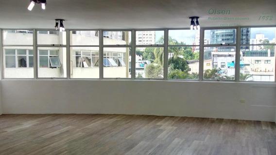 Apartamento, Rua Professor Artur Ramos, Jardim Europa, São Paulo/sp. - Ap0921