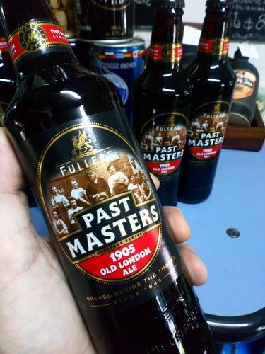 Cerveza Fuller's Past Masters 1905 Old London Ale Imop Uk  ,