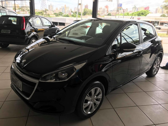 Peugeot 208 1.2 Active 12v Flex 4p Manual 2018