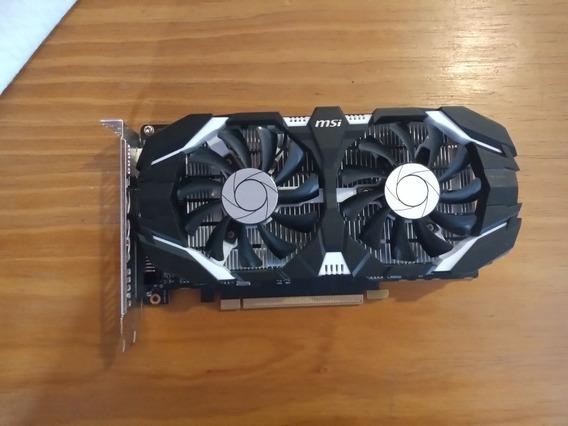 Placa De Vídeo Nvidia Geforce Gtx 1050 Ti 4gt Oc