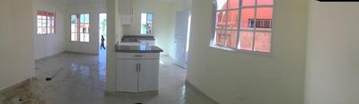Casa Espaciosa Residencial Cerrado, 100m2, 3hab. 2baños