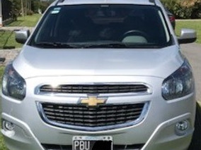Chevrolet Spin Ltz 7 Asientos