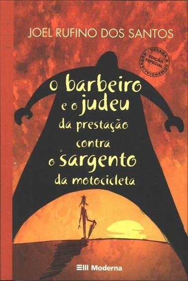 Livro O Barbeiro E O Judeu - Usado