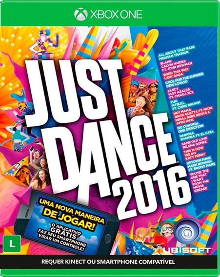 Jogo Xbox One Just Dance 2016 - Novo - Lacrado