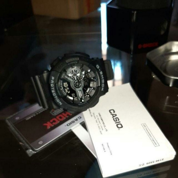 Relógio Casio Original Masculino G-shock Ga110