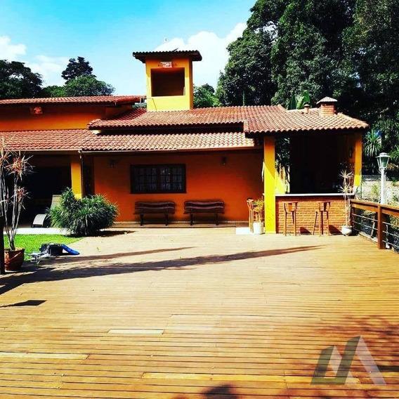 Chacara Na Represa Itupararanga. Ibiúna/votorantim/sorocaba - Ch0027