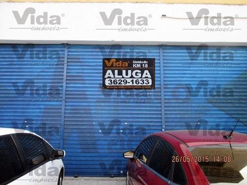 Imagem 1 de 15 de Prédio Inteiro Para Locação Em Vila Yolanda  -  Osasco - 29581