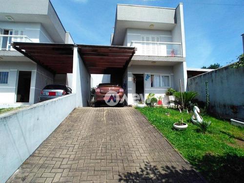 Imagem 1 de 24 de Casa Com 3 Dormitórios À Venda, 144 M² Por R$ 509.000,00 - Mauá - Novo Hamburgo/rs - Ca3126
