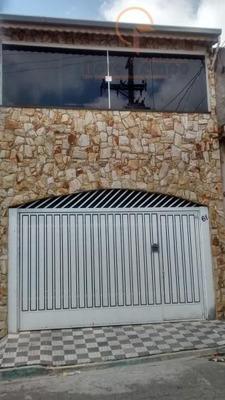 Sobrado Residencial À Venda, Residencial Rancho Grande, Itaquaquecetuba. - Codigo: So0078 - So0078