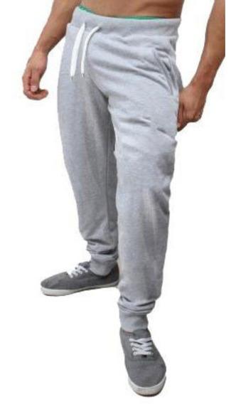 Pack X 3 ! Joggers Slim Fit Pantalon Chupin Entallado Frisa
