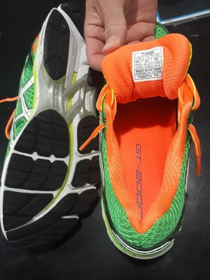 Zapatillas Asics Gt 2000 (unisex) Talle 8,5 Usa