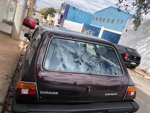 Imagem 1 de 5 de Chevrolet Caravan