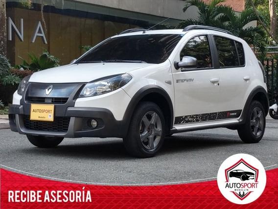Renault Sandero Stepway Trek - Autosport Medellín