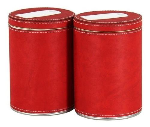 Latas Forro Rojo X2 Capibara - Bazar Colucci