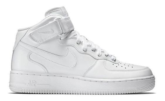 Zapatillas Nike Hombre Air Force 1 Mid 2378