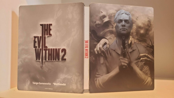 Steelbook The Evil Within 2 Ps4