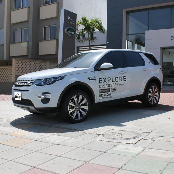 Land Rover Discovery Sport 2017 Blanco Motor 2.0 5 Puertas