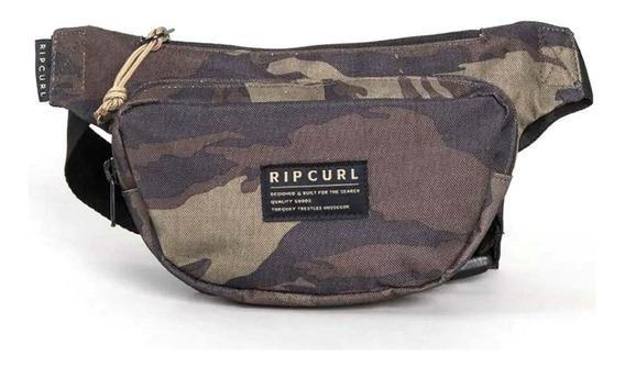Riñonera Rip Curl Military Camo 5684 Importada