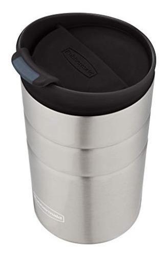 Termo Rubbermaid Mug Flip Lid 279 Ml Acero Inox.