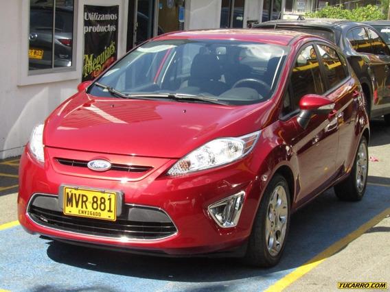 Ford Fiesta Titanium 1600 Ct