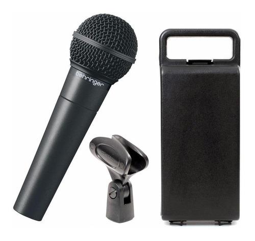 Imagem 1 de 3 de Microfone Behringer Xm8500 Cardióide Preto - Original