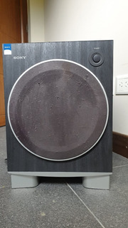 Subwoofer Activo Sony Sa-wms366 120 W