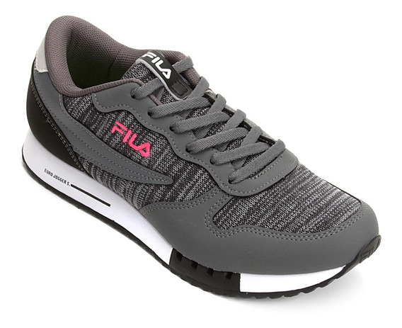 Tênis Fila Jogger Euro Sport Feminino - Original