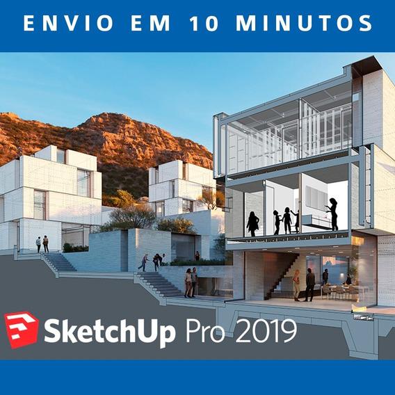 Sketchup Pro 2019 + Bônus