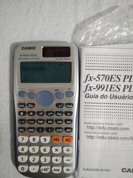 Calculadora Cientifica Casio Fx991ex Plus