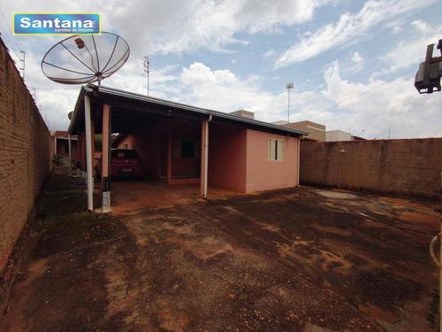 Casa Com 2 Dormitórios À Venda, 140 M² Por R$ 95.000,00 - Bela Vista - Caldas Novas/go - Ca0257