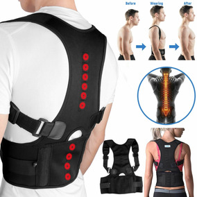 Corrector Magnetico De Postura Terapia Con Imanes Unisex