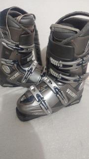 Botas Técnica Esquí Usadas 29.4 Cm